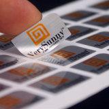 Ярлыки винила самого низкого цены напечатанные в Гуанчжоу