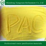 Productos químicos Chlroide de aluminio polivinílico PAC del tratamiento de aguas de Wast