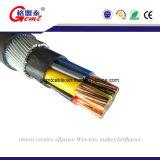 Кабель силового кабеля силового кабеля XLPE изолированный PVC бронированный