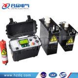 Fabrikant van Wuhan verenigde Elektrische Vlf van de Hoogspanning 30kv-80kv Generator ultra Met lage frekwentie