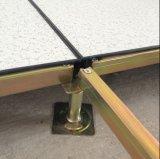 Suelo levantado negro del panel de cubierta del ajuste HPL del borde