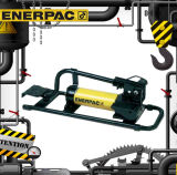 Enerpac leve a bomba hidráulico P-392fp