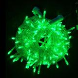 연결할 수 있는 10m 100 LEDs LED 끈 크리스마스 요전같은 빛