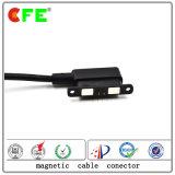 cable connecteur magnétique du produit 2pin portable