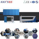 Tagliatrice a basso prezzo del laser della fibra di CNC del piatto dell'acciaio inossidabile