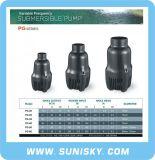 Série submergível da página da bomba de água da freqüência variável