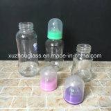 295мл малыша любовью очистить стеклянные бутылки молока бутылочки для кормления и соски