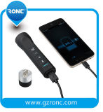 4 em 1 altofalante claro do diodo emissor de luz de Bluetooth multi