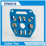 Нержавеющая сталь свободно образца 316 связывая полосу для трубопроводов, кабелей, движения