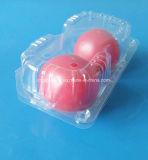 明確で使い捨て可能なプラスチックフルーツ新しいペットクラムシェルを包むまめ