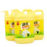皿の洗浄液体洗剤OEM&ODMの工場2kgレモンにおい