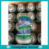 Jin Marca Laier pequenas podem 220g R600um gás refrigerante