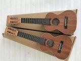 28 дюймов - тело Electrcial Guitarlele высокой ранга прокатанное Mahogany