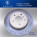 Disque de frein de qualité pour OEM 34216864061 E60 de BMW