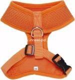 Oranje het Lopen van de Hond van het Netwerk van de Kleding van het Huisdier Uitrusting