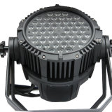 RGBWA LEDの販売のための平らな同価ライト、Rgbaw紫外線LEDの同価ライト