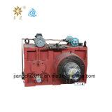 Jiangyin-Getriebe-einzelnes Schraubenzieher-Getriebe für Plastikverdrängung-Maschine