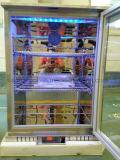 1 barra della parte posteriore di portello sotto il contro dispositivo di raffreddamento della birra della visualizzazione/il frigorifero bottiglia da birra