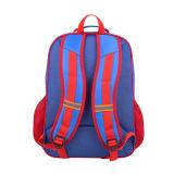 Menino de poliéster azul crianças crianças mochila bolsa escolar dos alunos junior