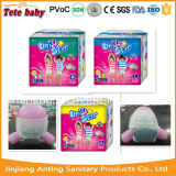 Grado superficial no tejido una calidad disponible de la escritura de la etiqueta privada que cuida a fabricantes del pañal en exceso del bebé en China