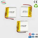 ODM Pl423030 360mAh 3.7V Refillable Lipo Battery Battery Lithium