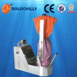衣服形式のフィニッシャーの蒸気洗濯のための吹くボディアイロンをかける機械
