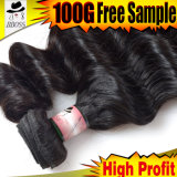 1 пачка освобождают Weave малайзийских человеческих волос