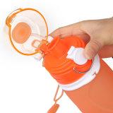 مصنع مباشرة [إك] قابل للاستعمال تكرارا [لكبرووف] قابل للانهيار سليكوون مرشحة ماء مرطبان