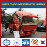 6 de MiniVrachtwagen van wielen HOWO met Beste Prijs