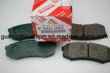 Pastillas de freno 04466-60020 Semi-Metal grueso para Toyota Prado Grj120.