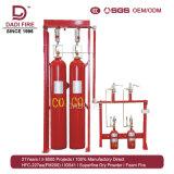 Het in het groot Systeem van Co2 van de Hoge druk van de Brandbestrijding 6MPa Automatische Vuurvaste