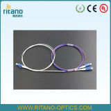 1X2 LC/PC 1:99 광섬유 연결기, Ruggedized 0.9mm 재킷 섬유