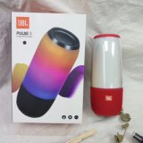 Multi-LED de couleur étanche 3 d'impulsion de JBL Haut-parleur Bluetooth sans fil