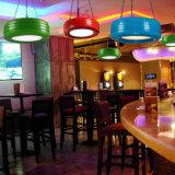 De kleurrijke het Hangen Lichten van de Tegenhanger van de Band voor de Lamp van de Tegenhanger van het Huis