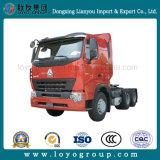 Sinotruk HOWO-A7 371HP 6X4 10 바퀴 트랙터 트럭