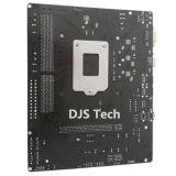 新しい2*DDR3/4*SATA/4*USBのH61-1155コンピュータMainboard