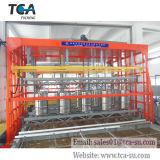 La galvanoplastie Ligne de production de l'oxydation anodique de placage automatique pour l'aluminium
