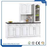 台所部屋の家具の低価格の小さい流しが付いているアルミニウム食器棚