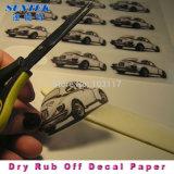 (10sets/lot) Der trockene Tintenstrahl-Drucker reiben Abziehbild-Übertragung ab, die das papierlose trockene Verschiffen unbelegtes Papier Löschen-weg