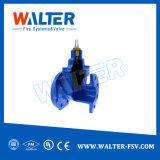 Dn40-DN600 PN10/1.6MPa válvula gaveta de Água