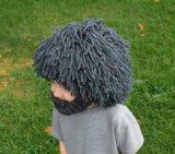 Tejidos de lana Diseño salvaje Hat para niños
