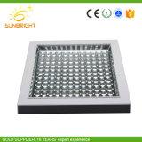 O alumínio 30x30 cm iluminação do painel de LED Preço da Índia