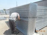 2018 Nouveau type de 33,4 mm tuyaux en acier galvanisé Temp maillon de chaîne pour la construction d'Escrime (XMR126)