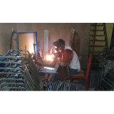 Soldadura de aluminio mecanizado CNC parte