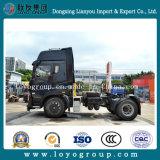 Sinotruk Cdw 4X2のトラクターのトラックの牽引のトラクター