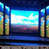 Pantalla de visualización de alquiler a todo color de interior de LED P2.5