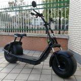 고품질 1000W 60V/12ah 무브러시 성숙한 전기 스쿠터, 2개의 바퀴 E 스쿠터 전기 기관자전차 Harley