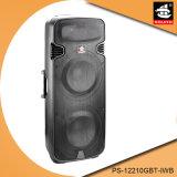 Altofalante impermeável portátil móvel PS-12210gbt-Iwb do USB FM Bluetooth do rádio