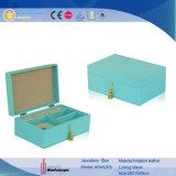ネックレスのリングのイヤリングの宝石箱(5482)のためのカスタム贅沢な宝石箱