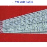 Tira ligera flexible blanca/azul blanca/caliente del golpecito LED impermeable